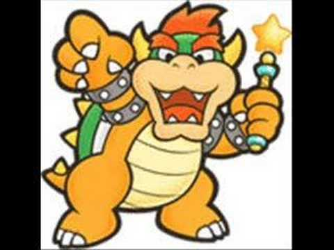 Playing the part of Christian Grey today will be our good friend Bowser.