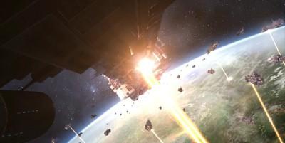 Orbital Lore Bombing