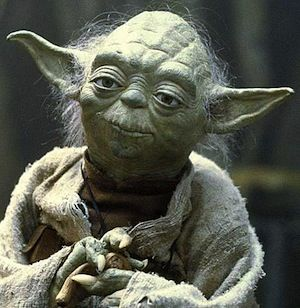 Wrong Yoda was.