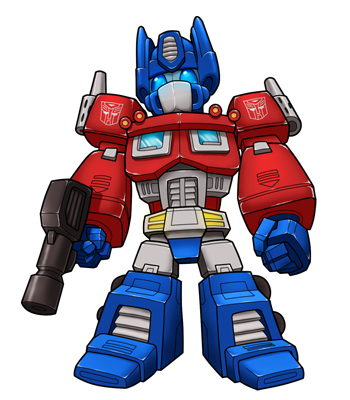 Optimism Bias, not to be confused with the Optimus Prime Bias, which is adorbs.