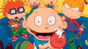 #6- Classic shot of The Rugrats.