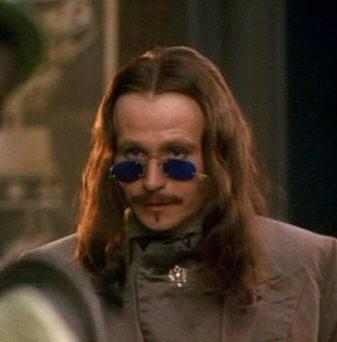Bram Stoker's Dracula as played by Gary Oldman