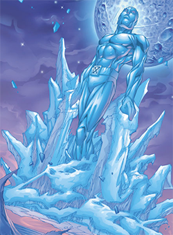 Iceman is here to save the day! Oh, shit. I've just made everything way worse didn't I?