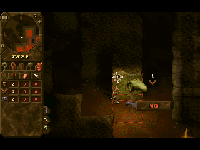 Picking up your minions is critical to success in Dungeon Keeper.