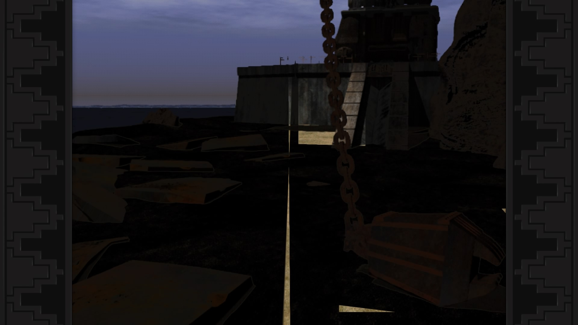 For a remastered game, Grim Fandango Remastered has some unflattering graphical issues.