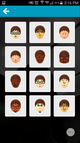You can scan in inanimate objects in Miitomo to use as your Mii avatar.