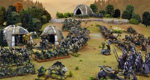 Fig 276.12b: A Kings of War battle.