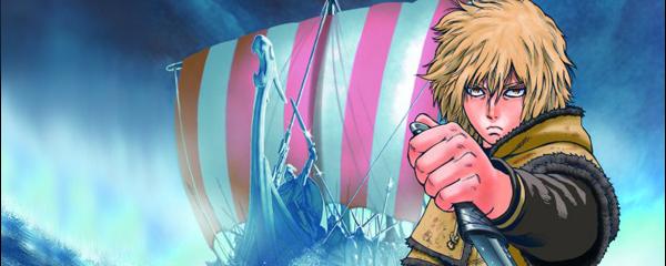 Mangaka Materwork: Vinland Saga