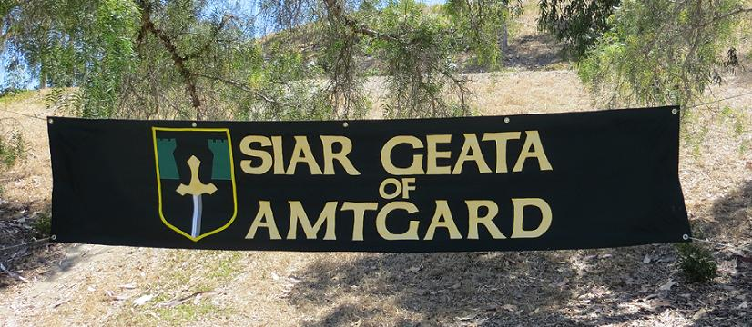 I had the pleasure of joining Siar Geata of Amtgard for my first LARP experience.