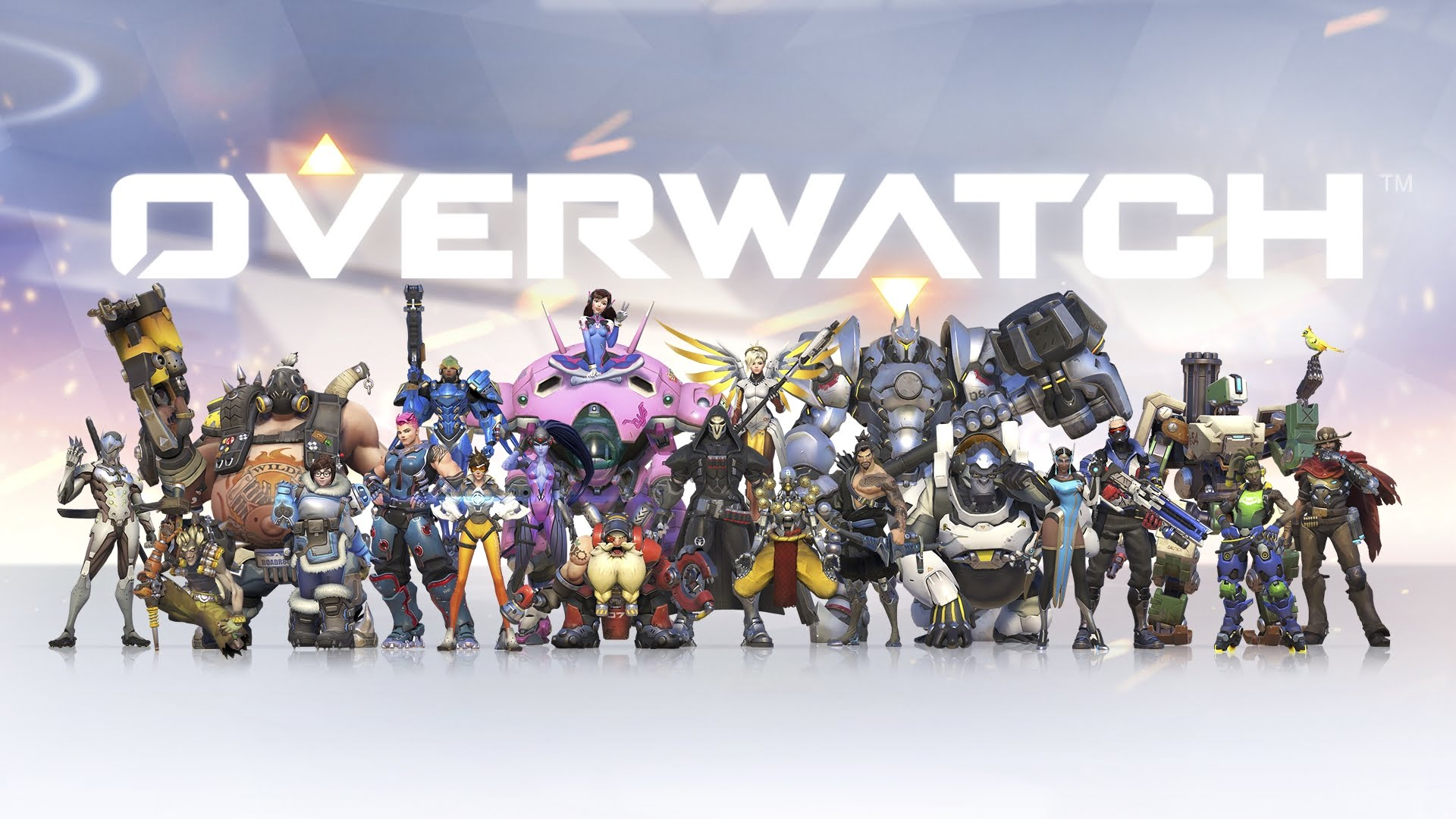 Overwatch is Blizzard Entertainment's new team shooter, and it features a colorful cast of 21 heroes to play as.