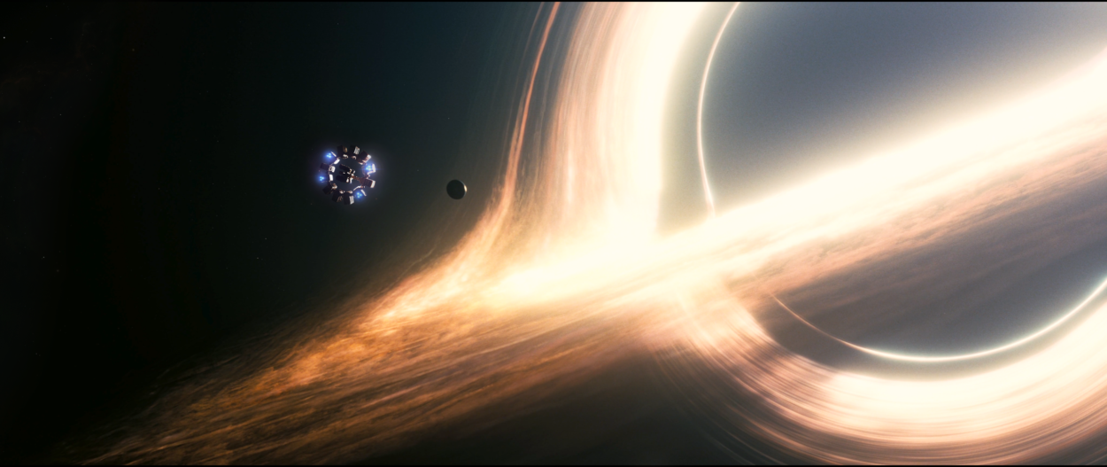 The Takedown : Interstellar