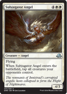 Subjugator-Angel