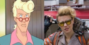 Coincidentally, I can't be the only one for whom Holtzmann reminds them of cartoon Spengler. Just sayin'.