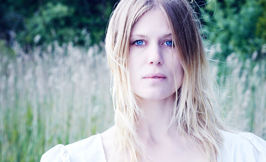 Myrkur is a black metal band of Amalie Bruun.