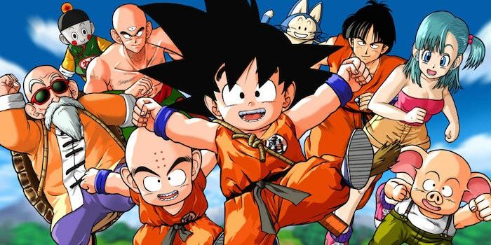 Dragon Ball can be considered a reboot of a 16th century Chinese story.