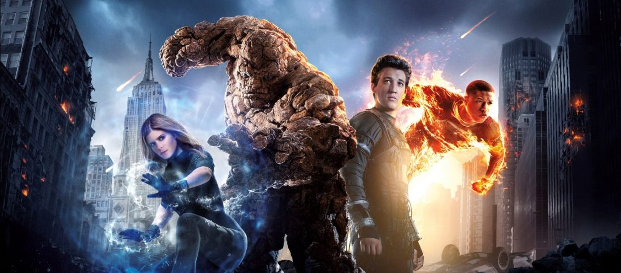 The Re-Write : Fantastic 4