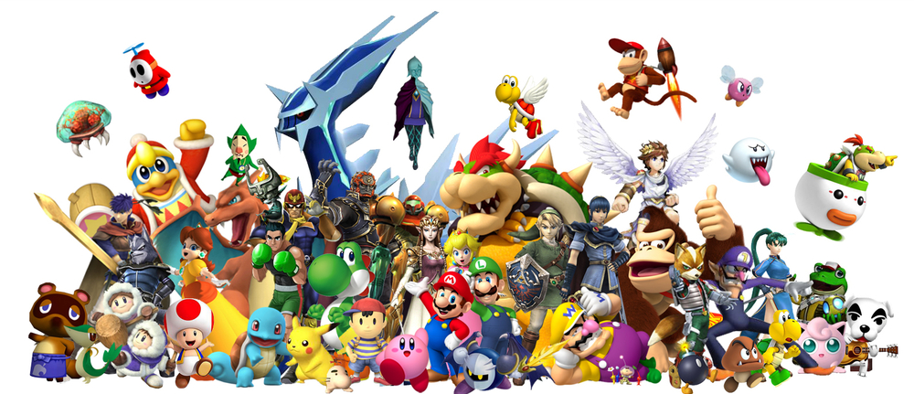 All Nintendo Characters