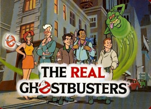 theRealGhostbusters