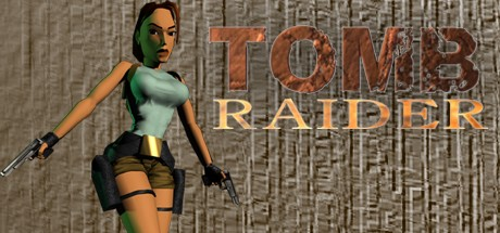 The original advertising image of the original Tomb Raider's Lara Croft was a partly sex object.