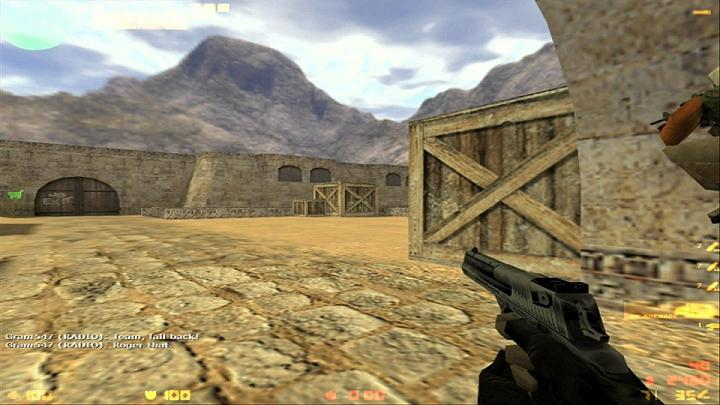 Valve helped Counter-Strike and other mods to become standalone games.