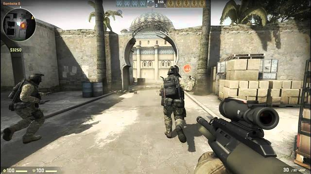 Counter-Strike: Global Offensive is the latest iteration of CS, now a long-standing Valve title.