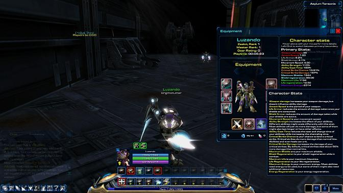 Starcraft II has many menus to help players understand its MMO-like systems.