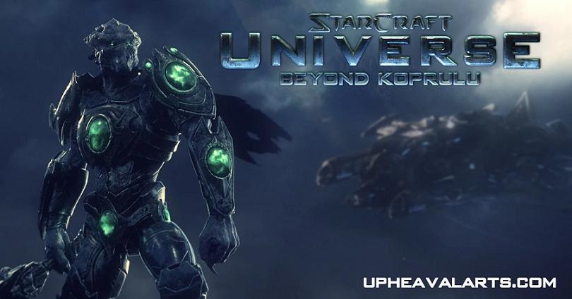 Starcraft Universe: Beyond Koprulu is a Blizzard-supported fan-made mod that attempts to provide the MMO treatment to Starcraft.
