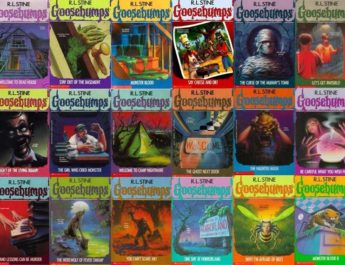 Goosebumps and other kids' horror fiction are ideal ways to introduce horror as a genre to kids.