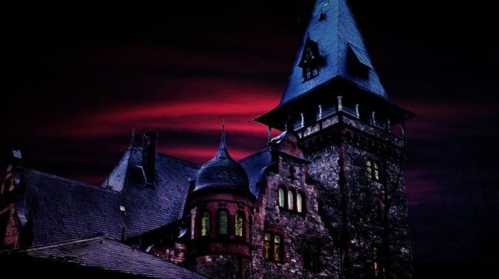 """Four Haunted Houses"" shows four different scenarios in which the house you live in is haunted."