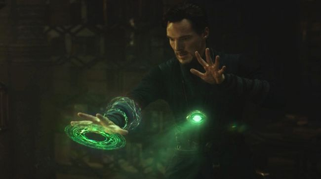 NitWitty Review : Doctor Strange - NitWitty Magazine