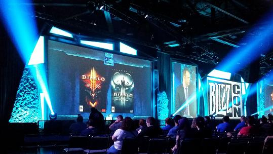 BlizzCon 2016 was Blizzard's 10th BlizzCon, and a celebration of 25 years of the company.